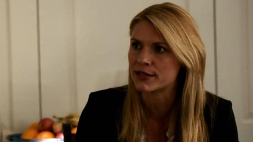 Peligrosa misión en Oriente Medio para Carrie Mathison, en 'Homeland'