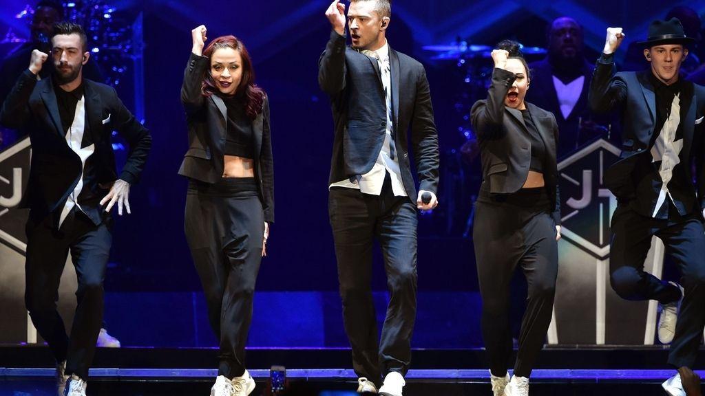 Asiento en primera fila para el concierto de Justin Timberlake en Las Vegas