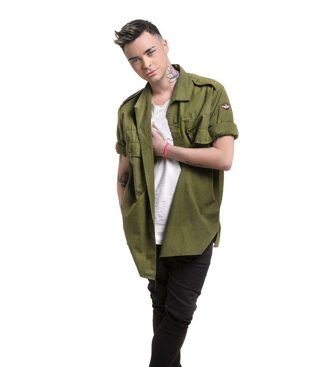 Mario Jefferson, cantante y componente del jurado de RTVE para el Festival de Eurovisión