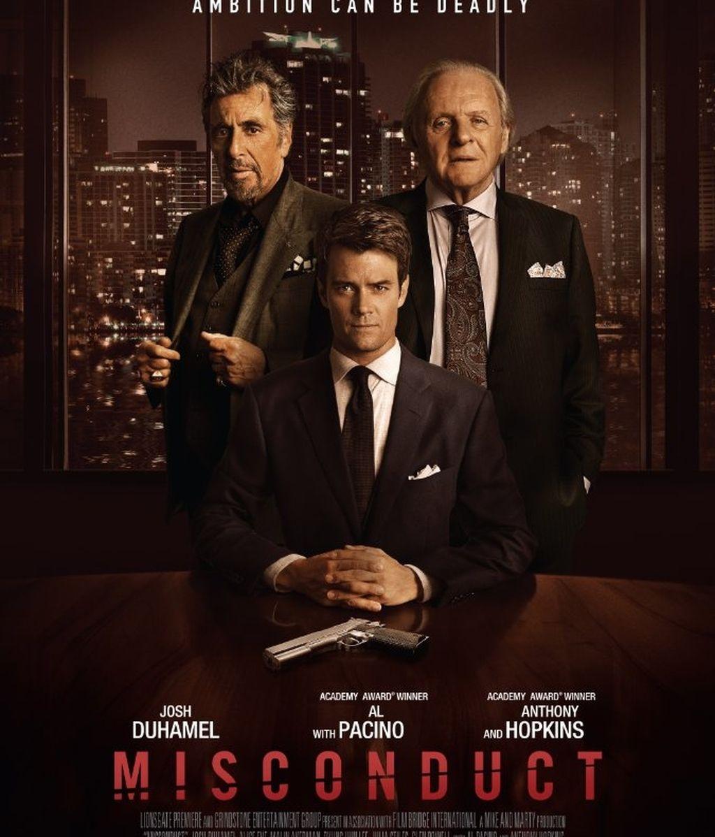 Película 'Misconduct'