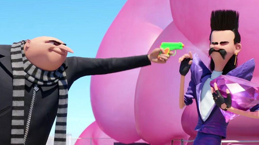 Florentino Fernández y Patricia Conde se reencuentran en 'Gru 3. Mi villano favorito'