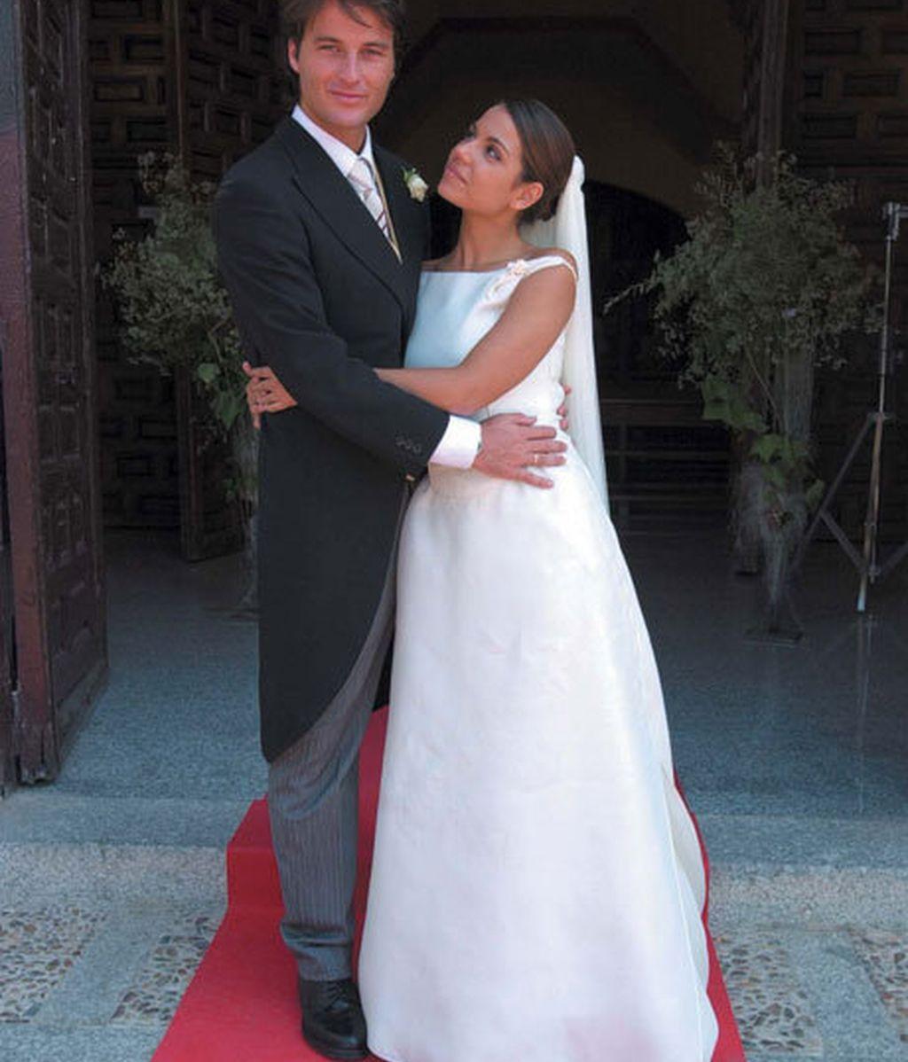 Fernando Andina y Diana Palazón