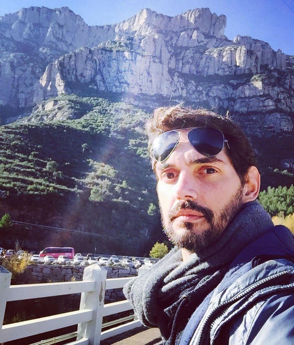 Josep Lobató en su cuenta de Instagram