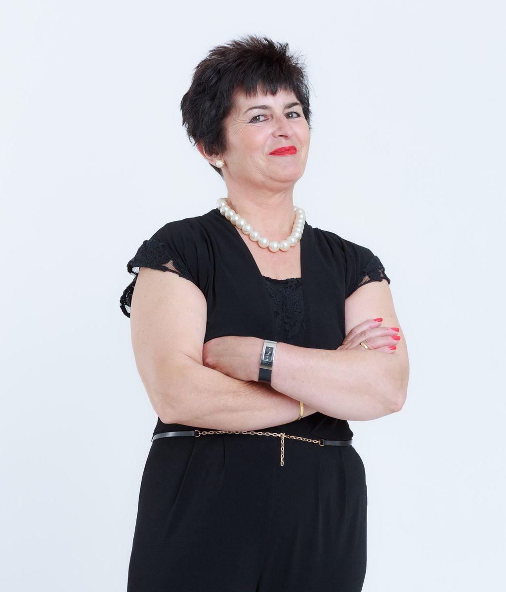 Mari Carmen, madre de '¿Quién quiere casarse con mi hijo?'