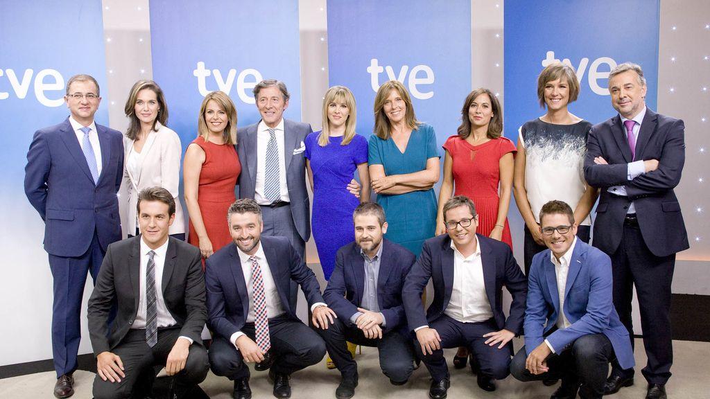 Presentadores Informativos TVE