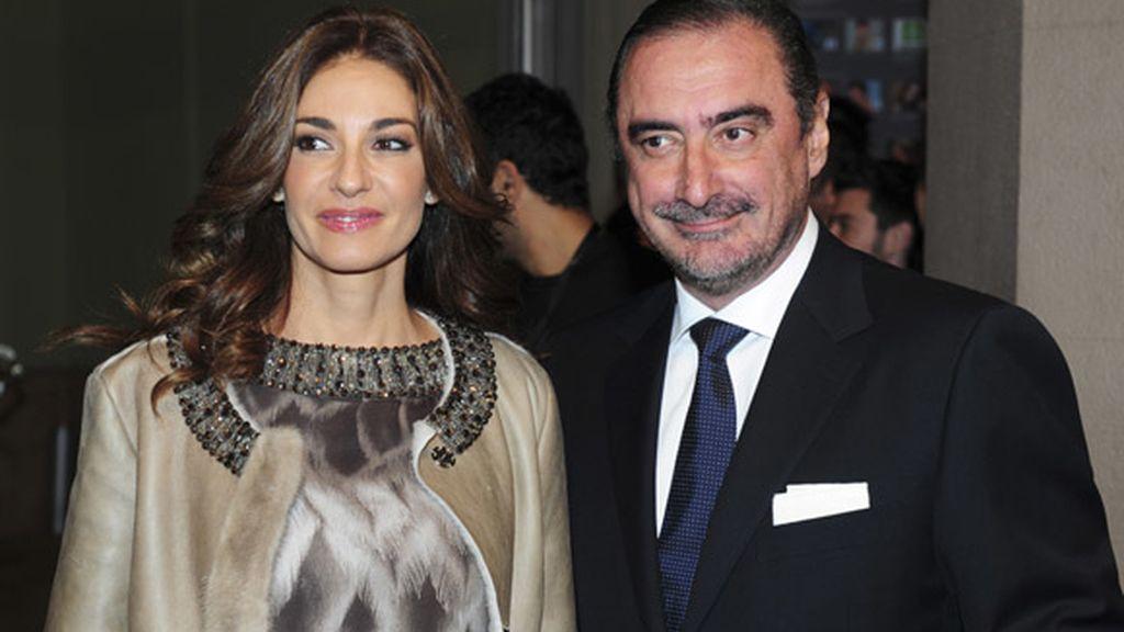 Carlos Herrera y Mariló