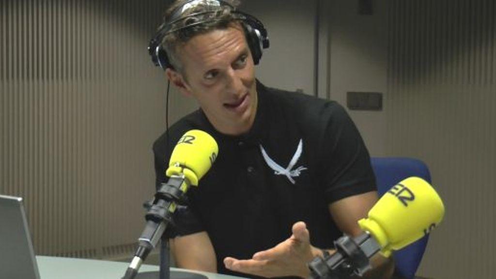 Joaquín Prat en 'Carrusel deportivo'