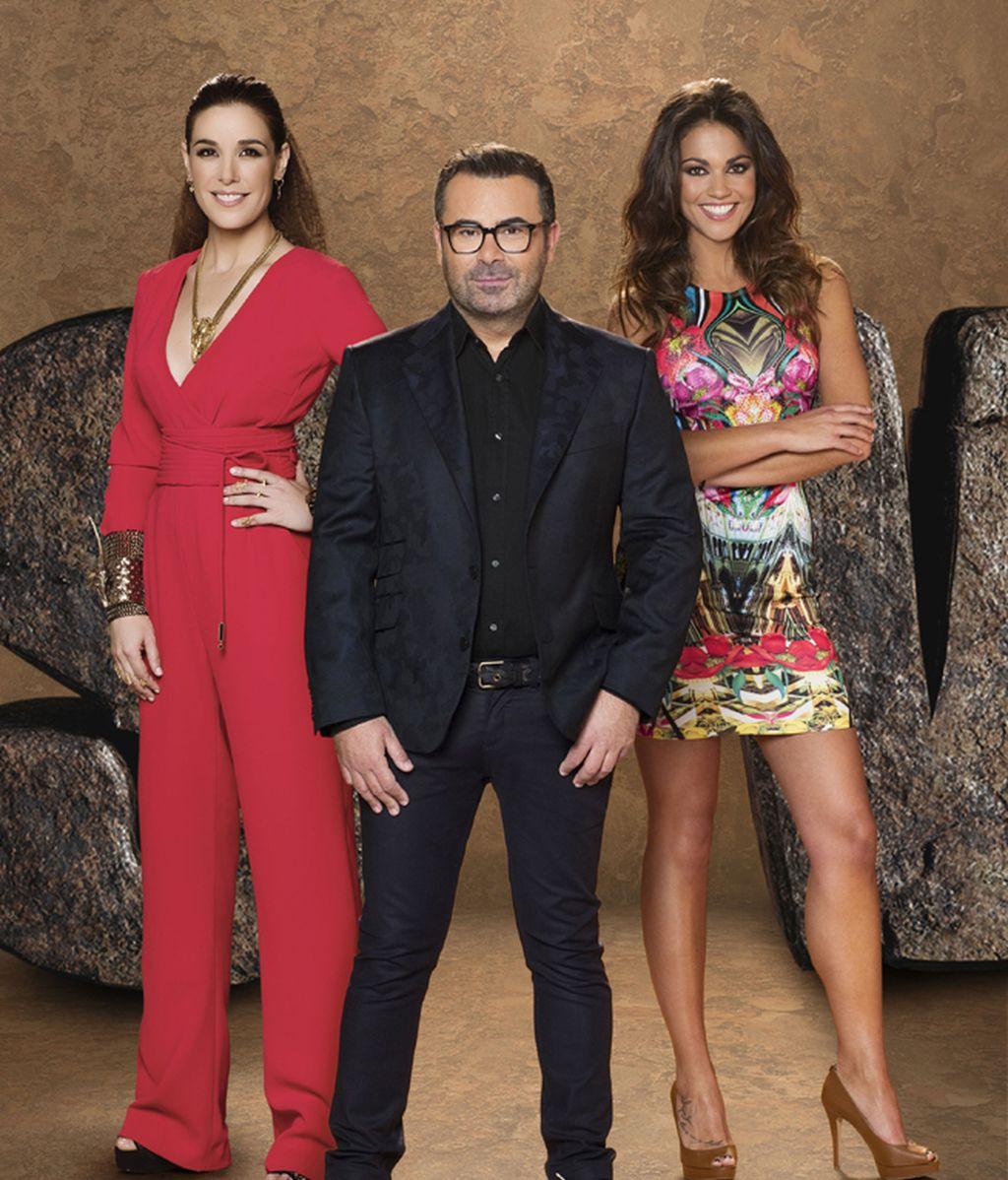 Raquel Sánchez Silva, Jorge Javier Vázquez y Lara Álvarez, al frente del 'reality'
