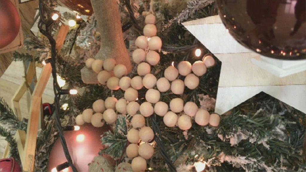Mediaset te enseña cómo decorar un árbol de Navidad con las últimas tendencias