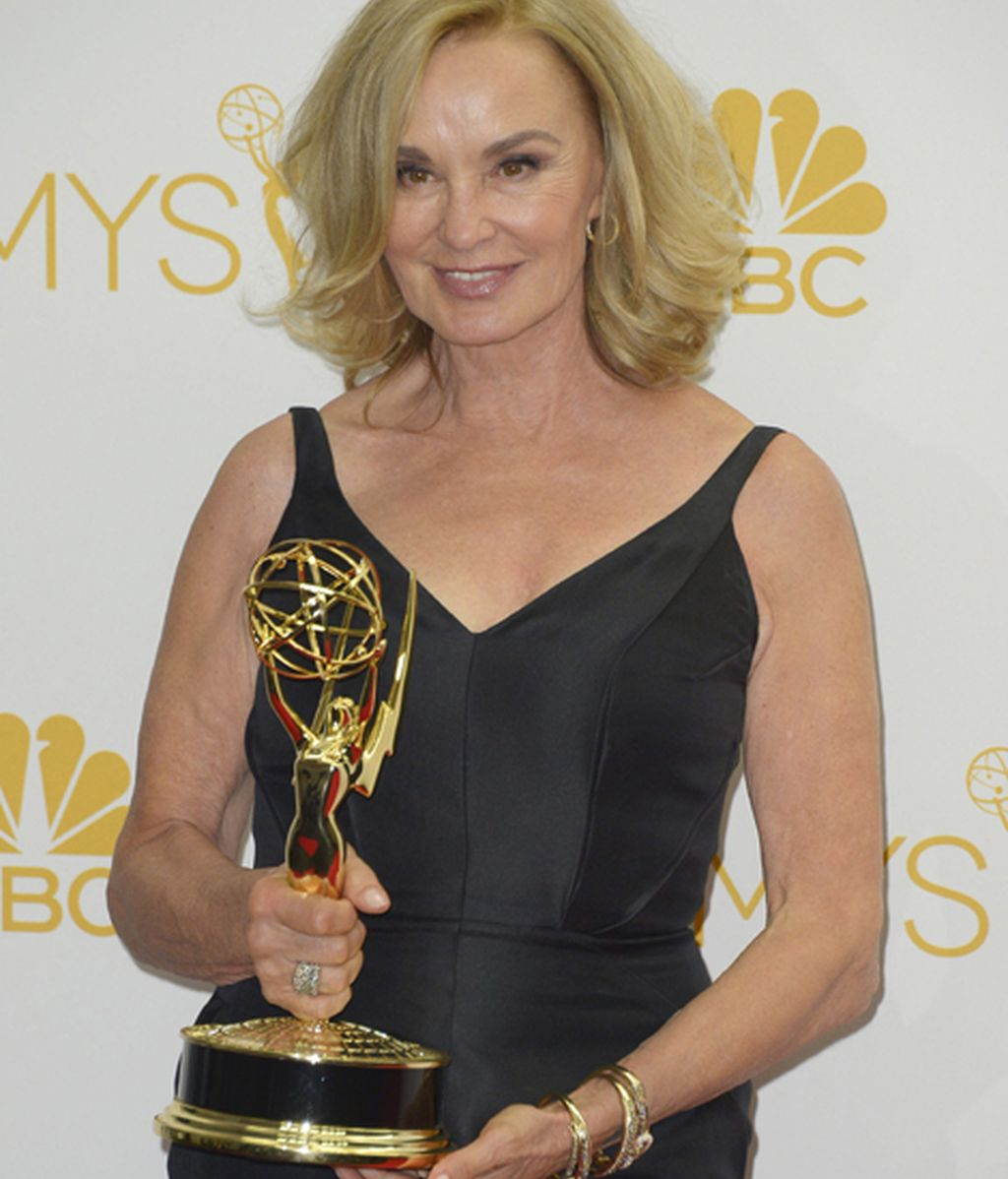 Jessica Lange, mejor actriz principal en Miniserie o Telefilme por 'American horror story: coven'