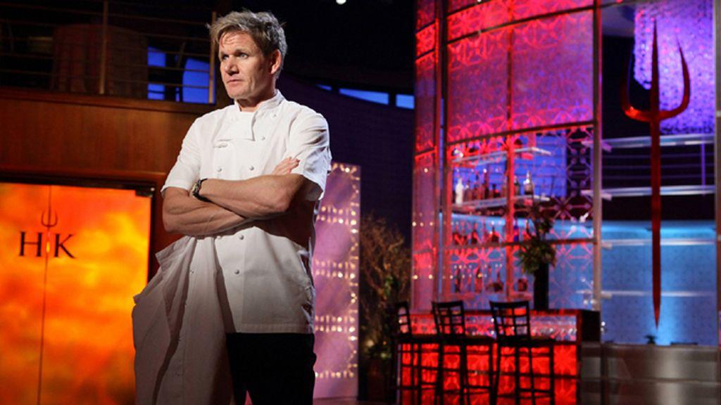 Gordon Ramsay vuelve a mostrar su lado más oscuro en 'Hell's Kitchen'