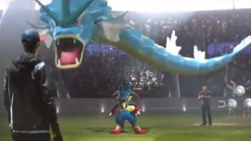 A la caza de Pokémon en la Super Bowl 2016