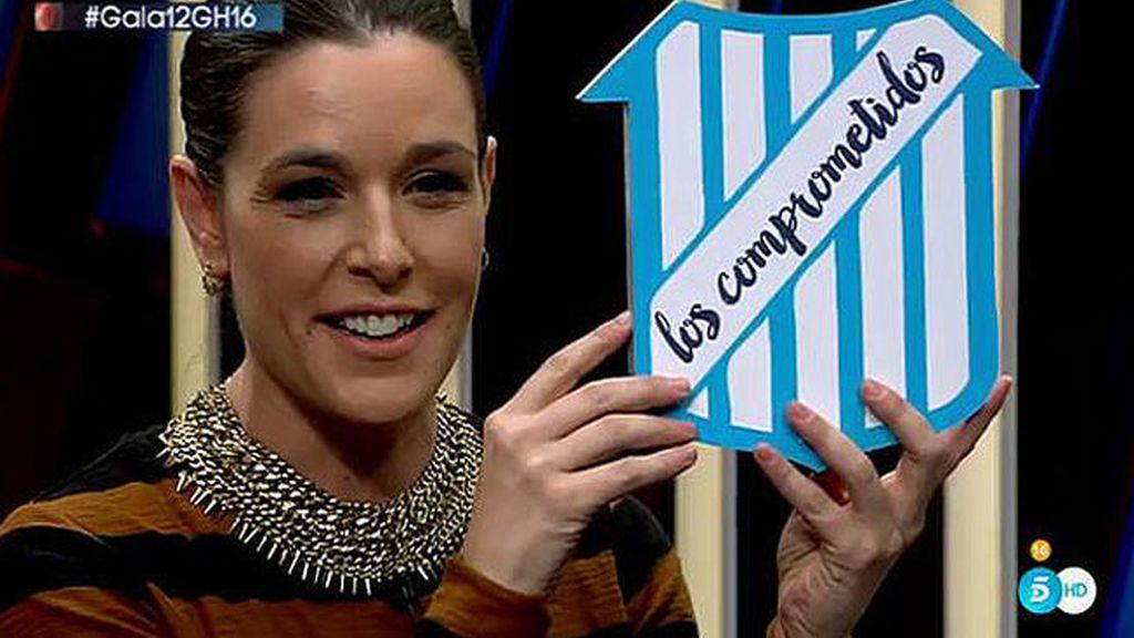 Raquel Sánchez Silva nos presenta desde Guadalix la campaña 'Los Comprometidos'