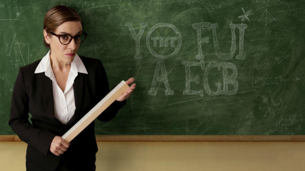 Anabel Alonso presenta 'Yo fui a EGB: El concurso' en TNT