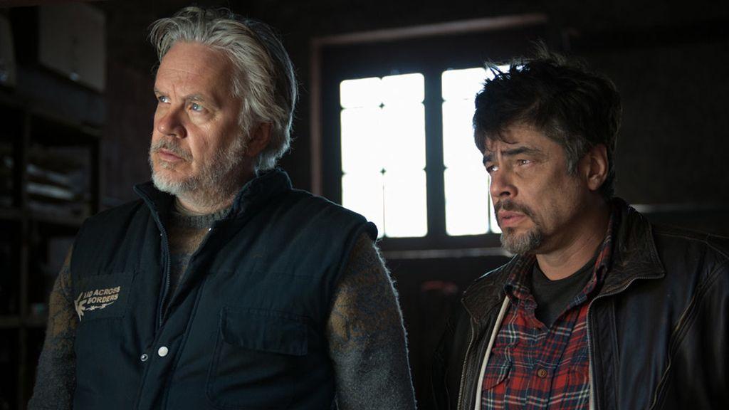 'Un día perfecto' para Benicio del Toro y Tim Robbins