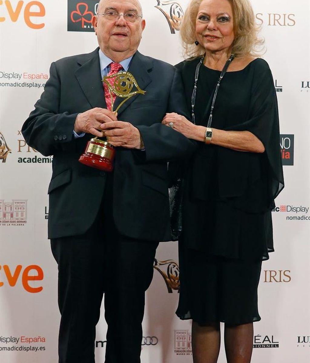 Fernando García de la Vega y Mayra Gómez Kemp