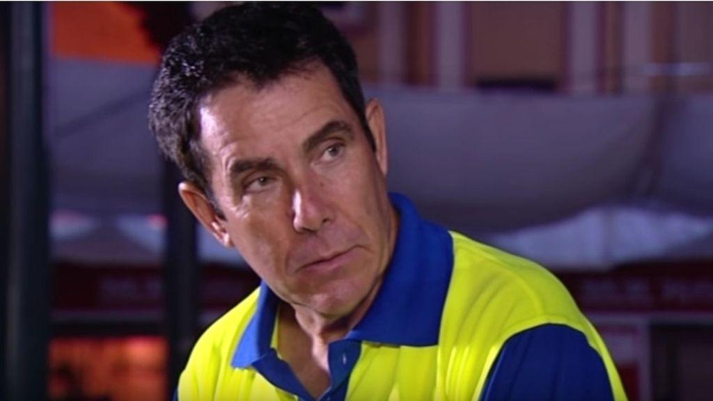 Diego Trinidad, Limasa. El Jefe Infiltrado