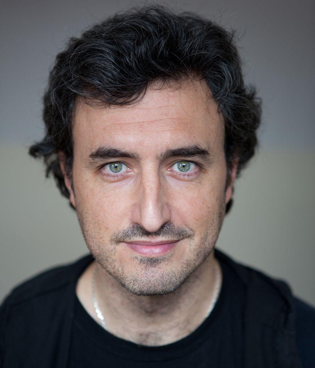 Zacarías M. de la Riva, compositor de la BSO de 'Tadeo Jones 2. El secreto del Rey Midas'