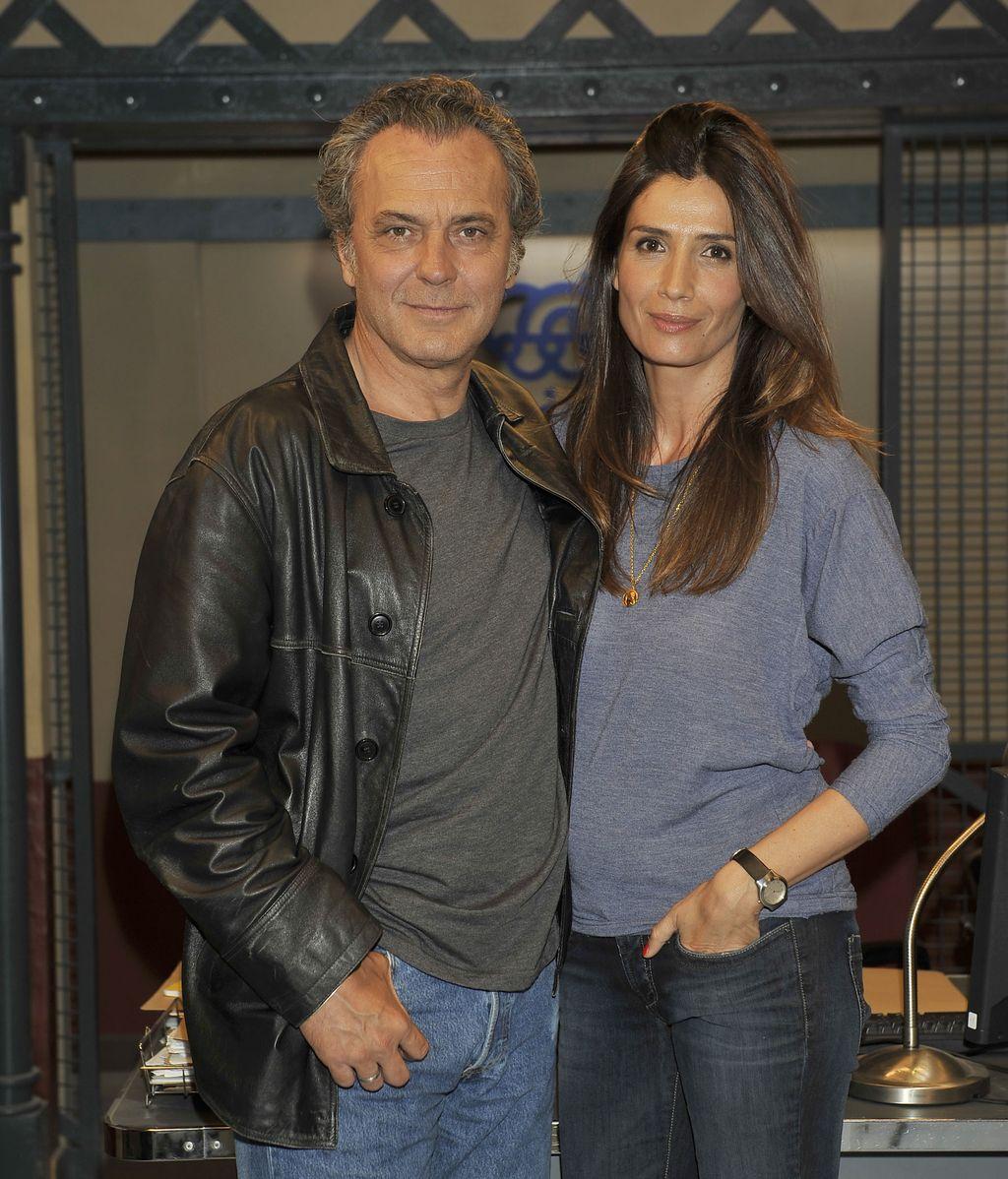 Iván Sánchez y Elia Galera