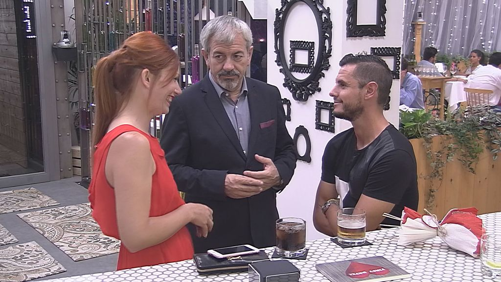 'First dates', sábado 17/09
