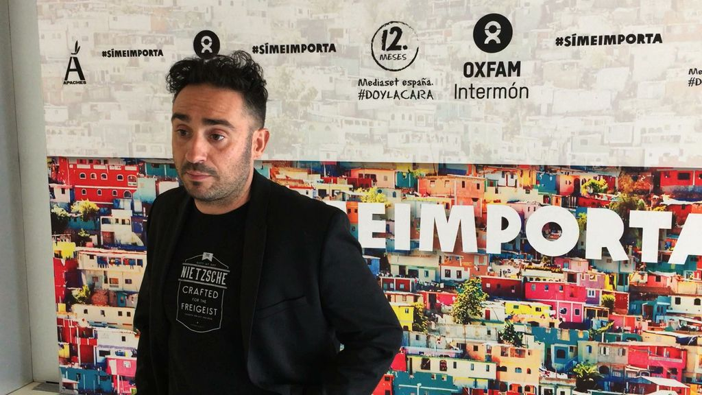 Juan Antonio Bayona dice #SíMeImporta la Cooperación Internacional