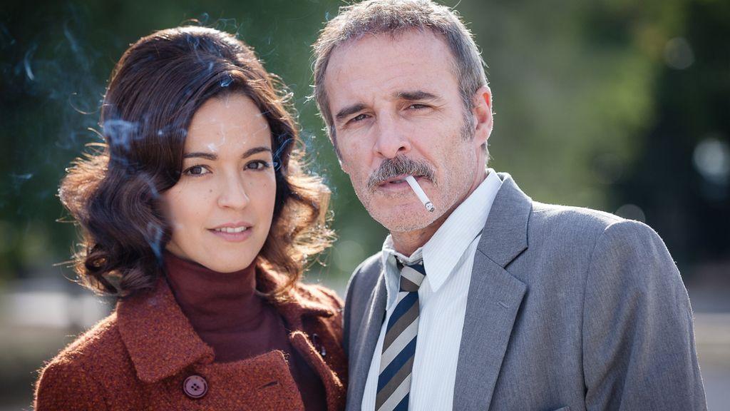 Fernando Guillén Cuervo y Verónica Sánchez