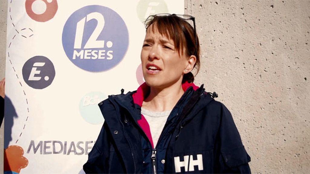 """Cristina Sánchez: """"La mejor forma de ayudar es difundiendo la enfermedad"""""""