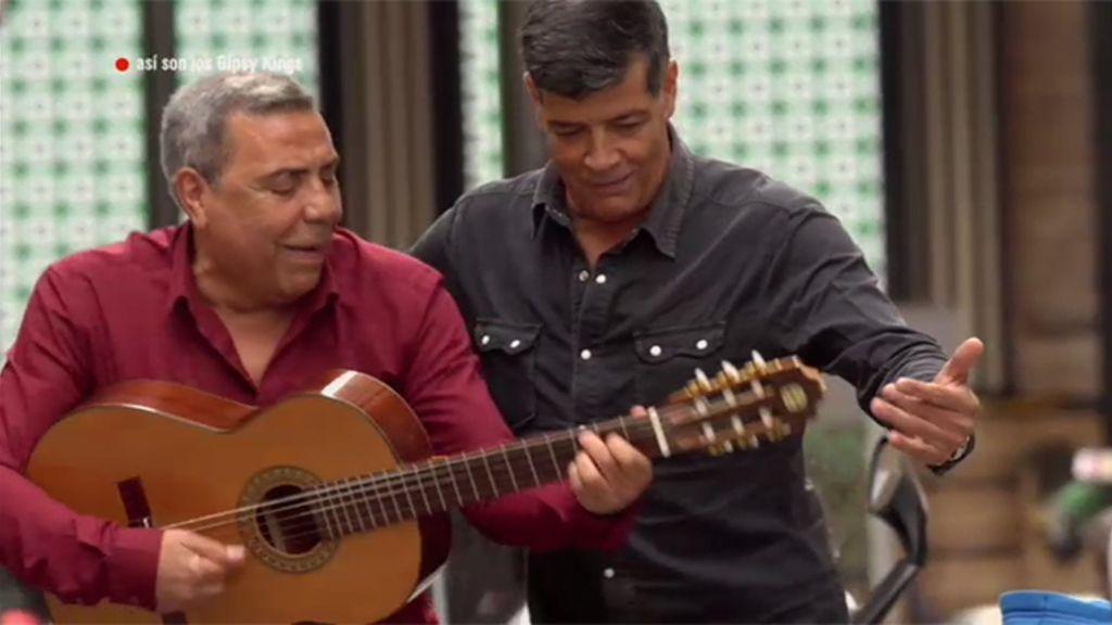 Los Chunguitos celebran sus 40 años en la música en Nueva York, en 'Los gipsy kings'