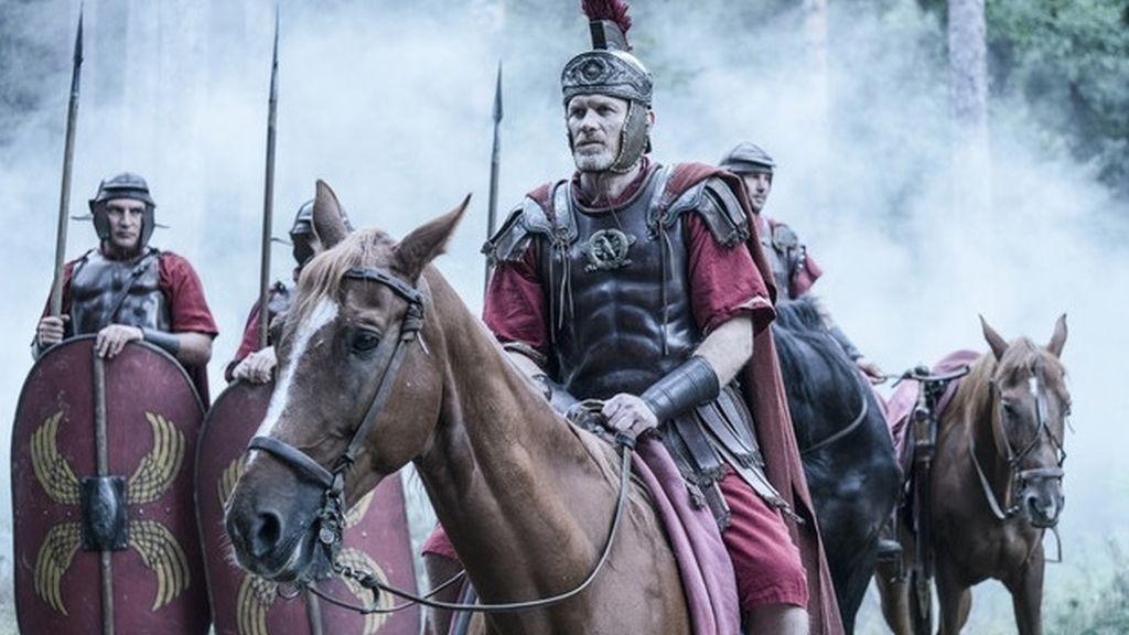 La caída del Imperio Romano, contada por 'Los bárbaros' en Historia