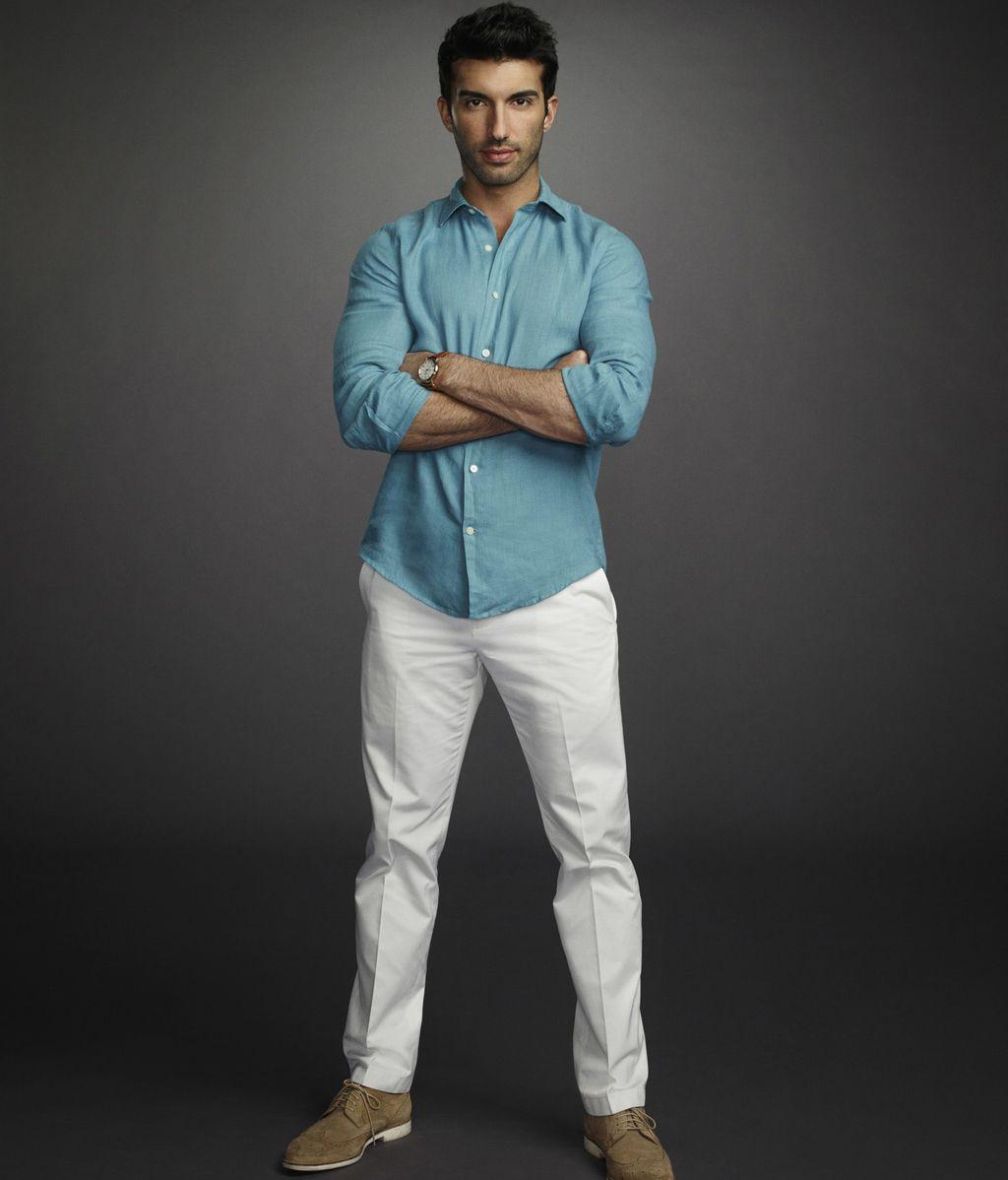 Rafael Solano (Justin Baldoni)
