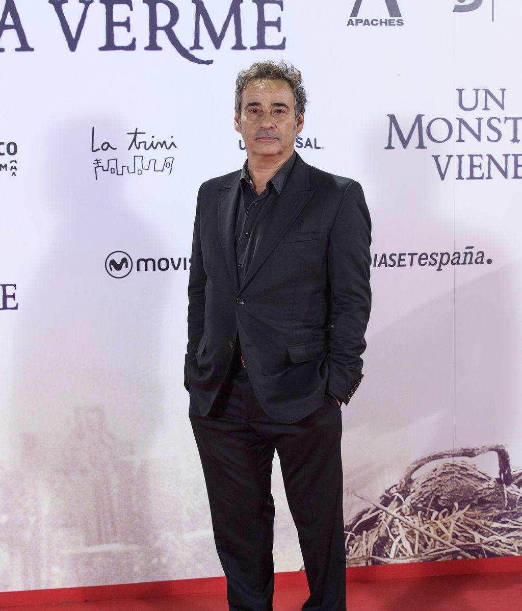 Eduard Fernández ('El hombre de las mil caras')