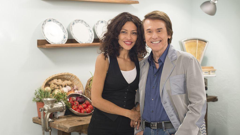 Yo sí que como. Fox life. Patricia Pérez y Raphael