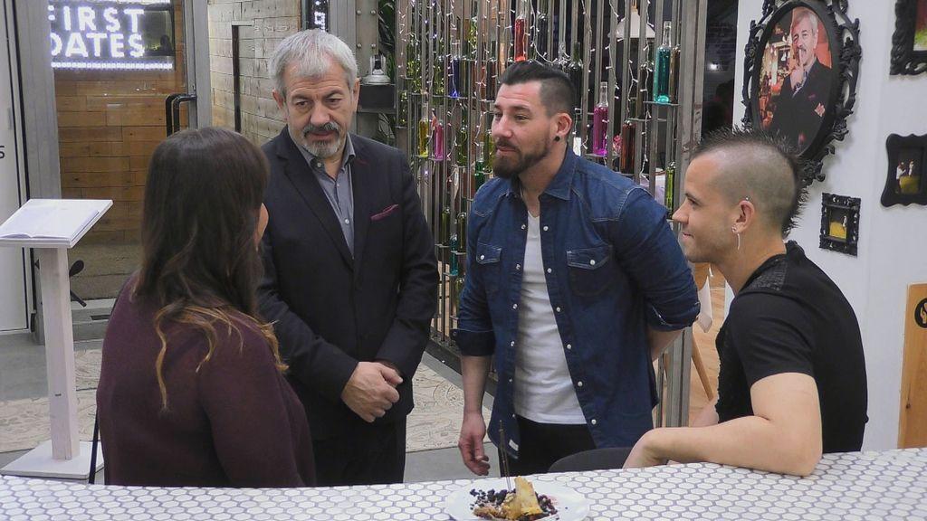 'First dates'-'El xef'. Cuatro