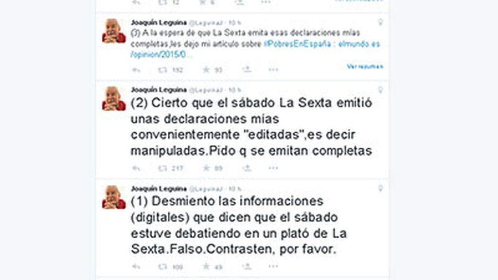 Tuits Leguina