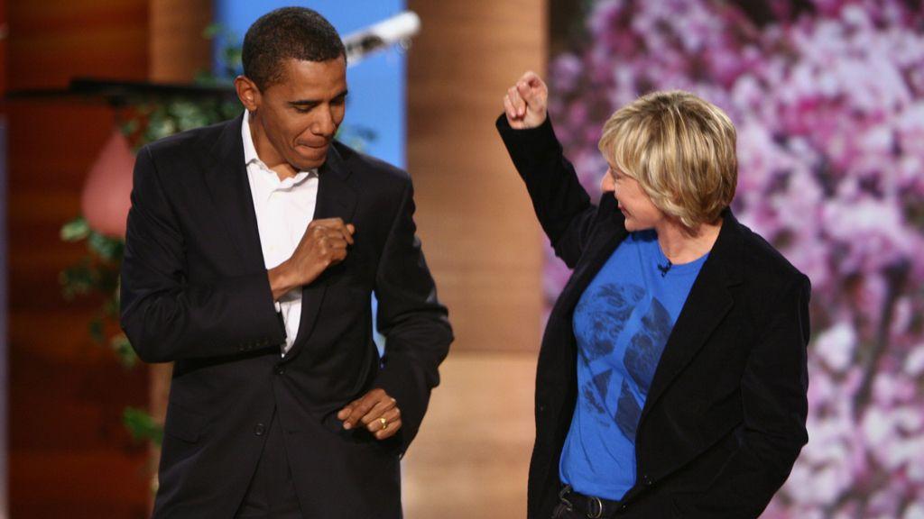 El baile de Obama con Ellen DeGeneres a ritmo de Beyoncé, récord en YouTube