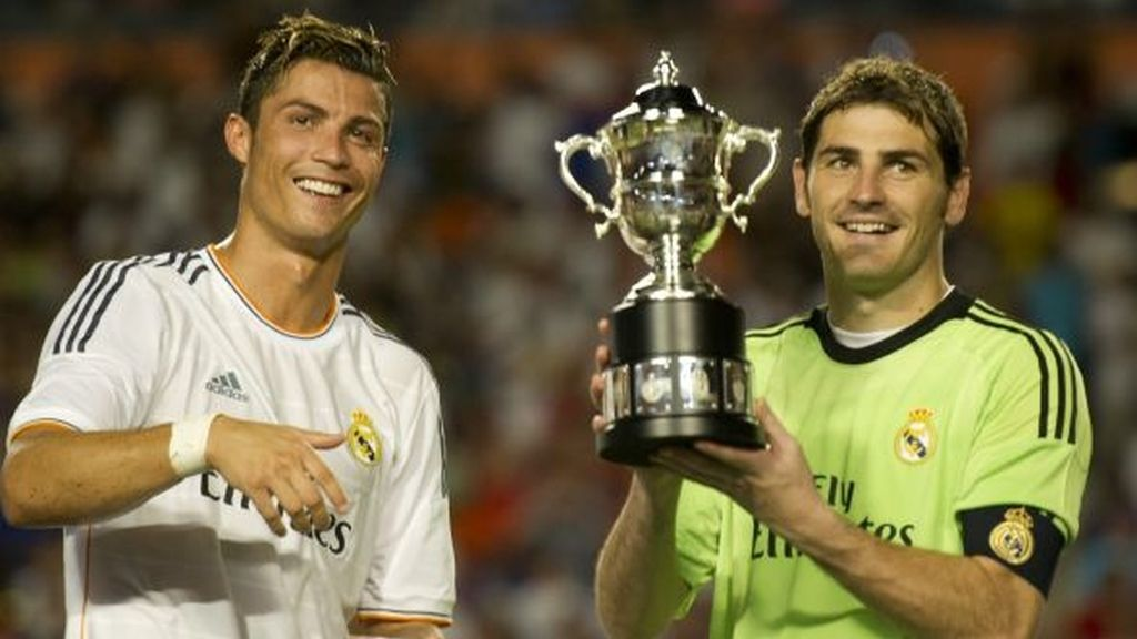 Real Madrid-Chelsea, final Guinness international champion cup 2013