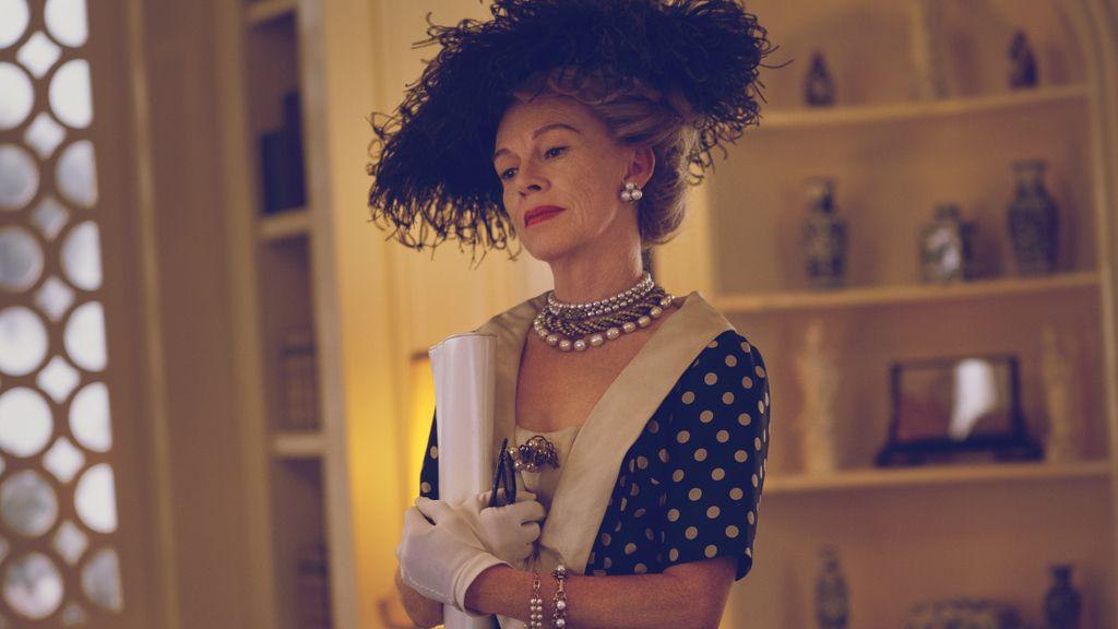 Judy Davis es Hedda Hopper en 'Feud', de HBO