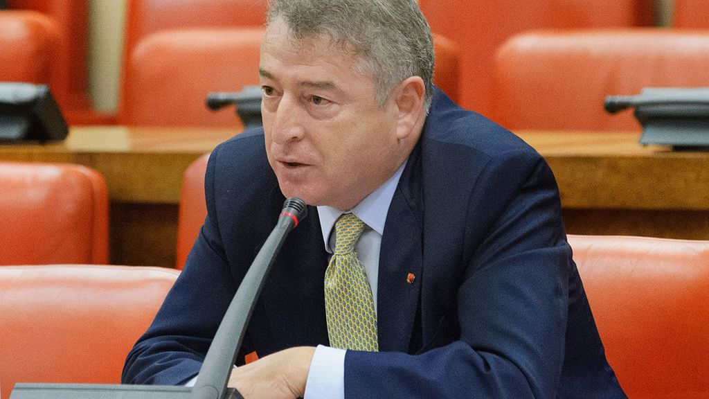 José Antonio Sánchez Domínguez, presidente de CRTVE