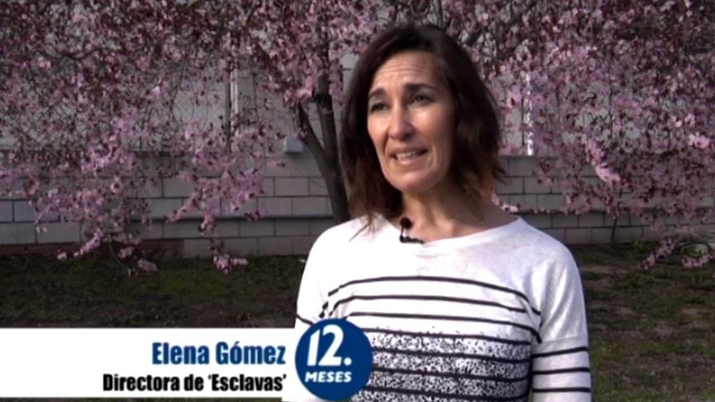 """Elena Gómez, sobre las protagonistas de 'Esclavas': """"Son auténticas heroínas"""""""