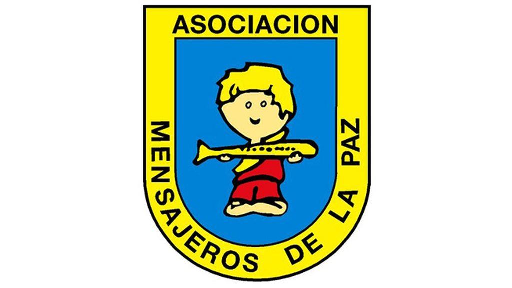 Mensajeros de la paz logo
