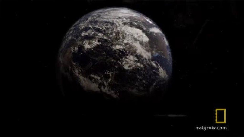 Seis astronautas viajan a Marte con National Geographic