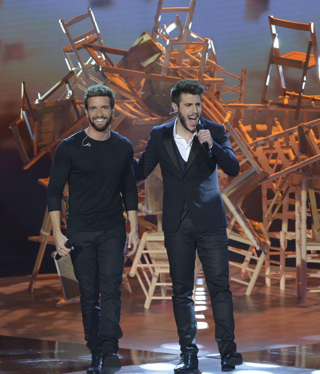 Pablo Alborán y Antonio José
