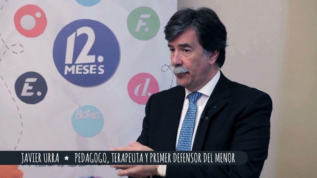 """Javier Urra: """"Los padres quieren a los hijos más que los hijos a los padres"""""""