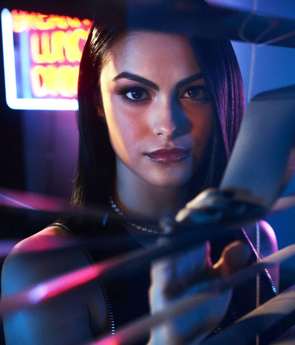 Camila Mendes es Veronica Lodge