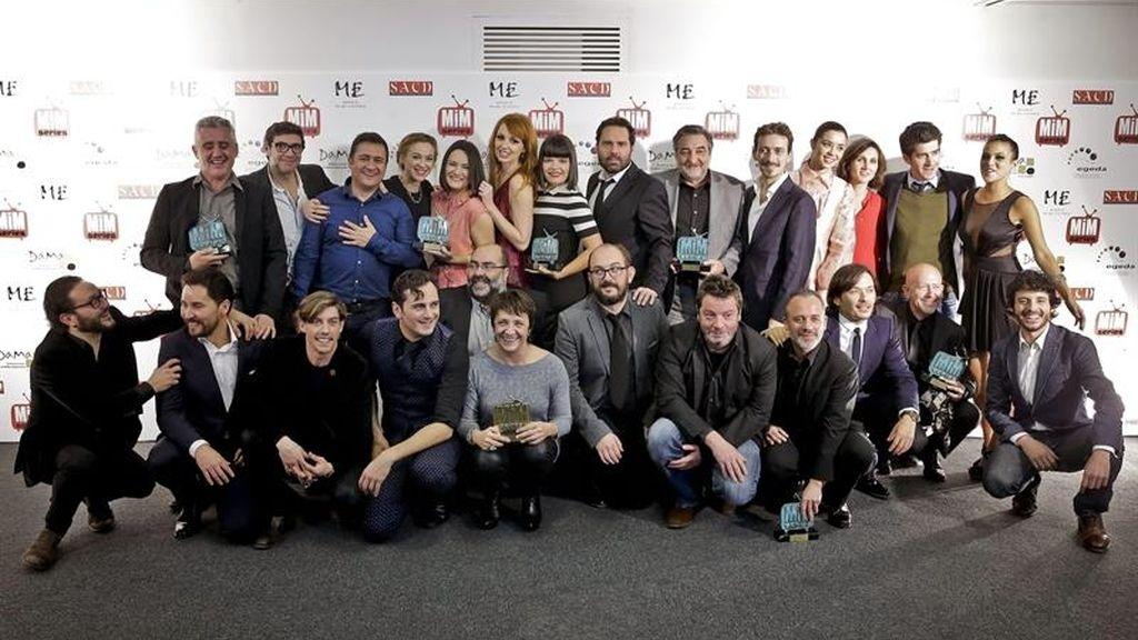 Foto grupo premios MIM