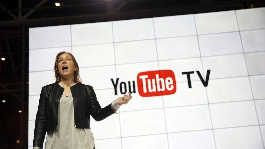 Google lanza YouTube TV, su servicio de televisión por suscripción