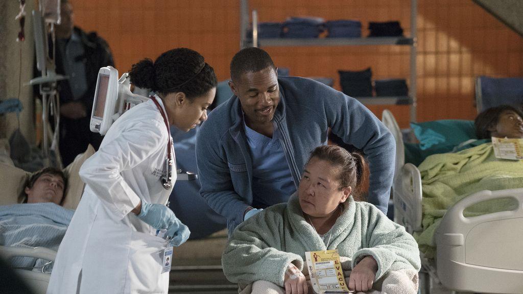 Imágenes del final de la decimotercera temporada de 'Anatomía de Grey'