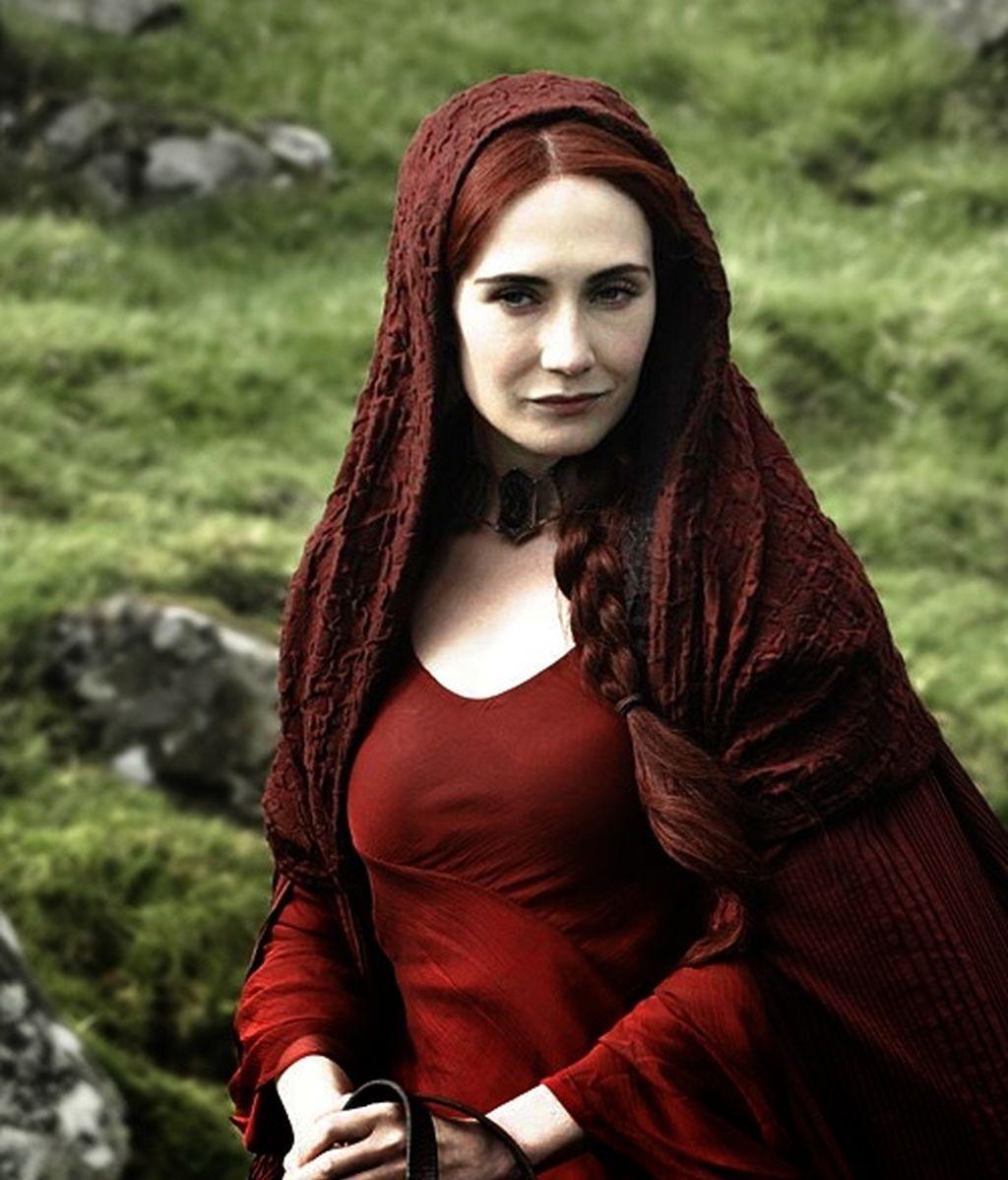 Melisandre 'Juego de tronos'
