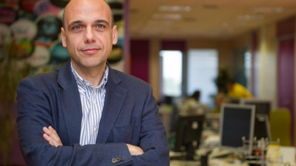 Jaime Guerra, incorporación al área de Contenidos de Mediaset España