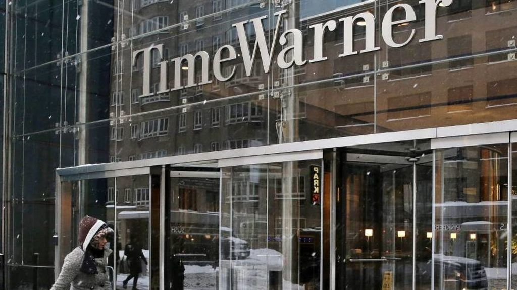 Sede de Time Warner en Nueva York
